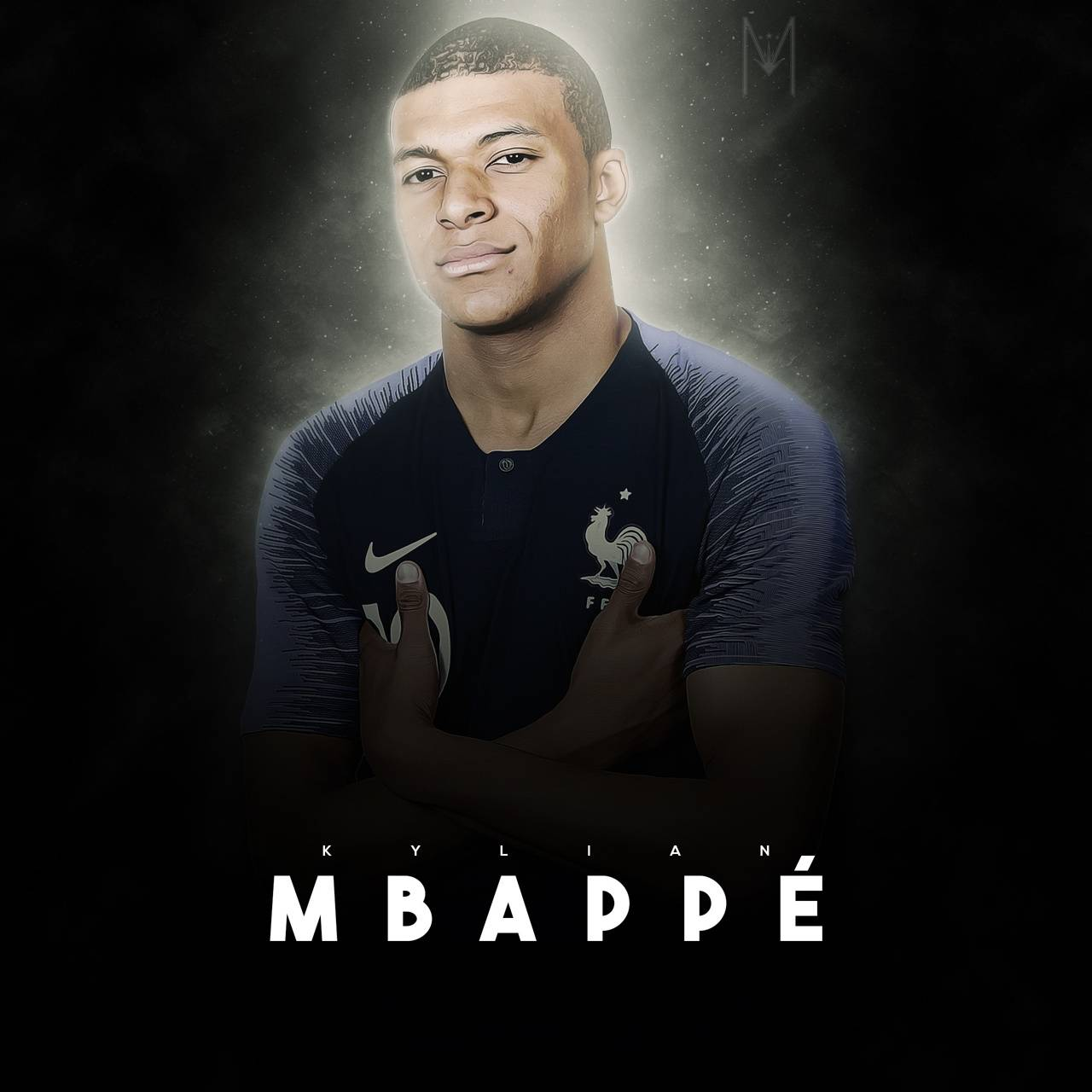Kylian Mbappe France