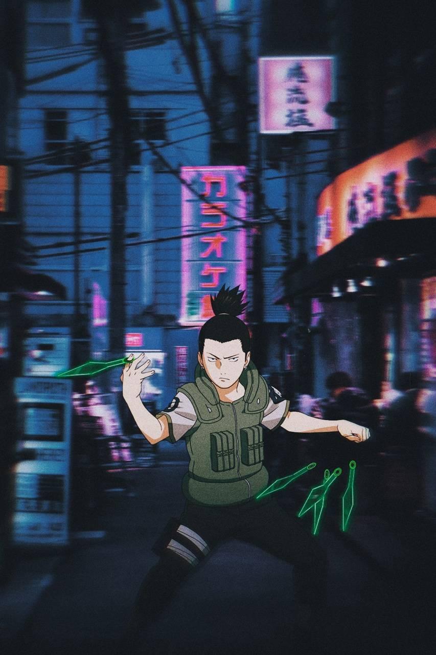Shikamaru  coolest