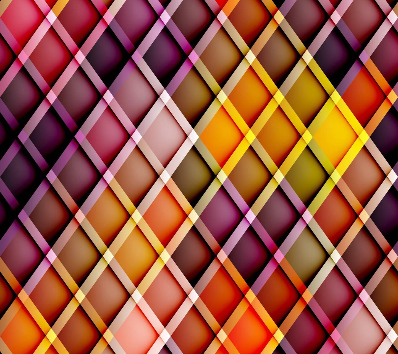 Mosaic Rhombus