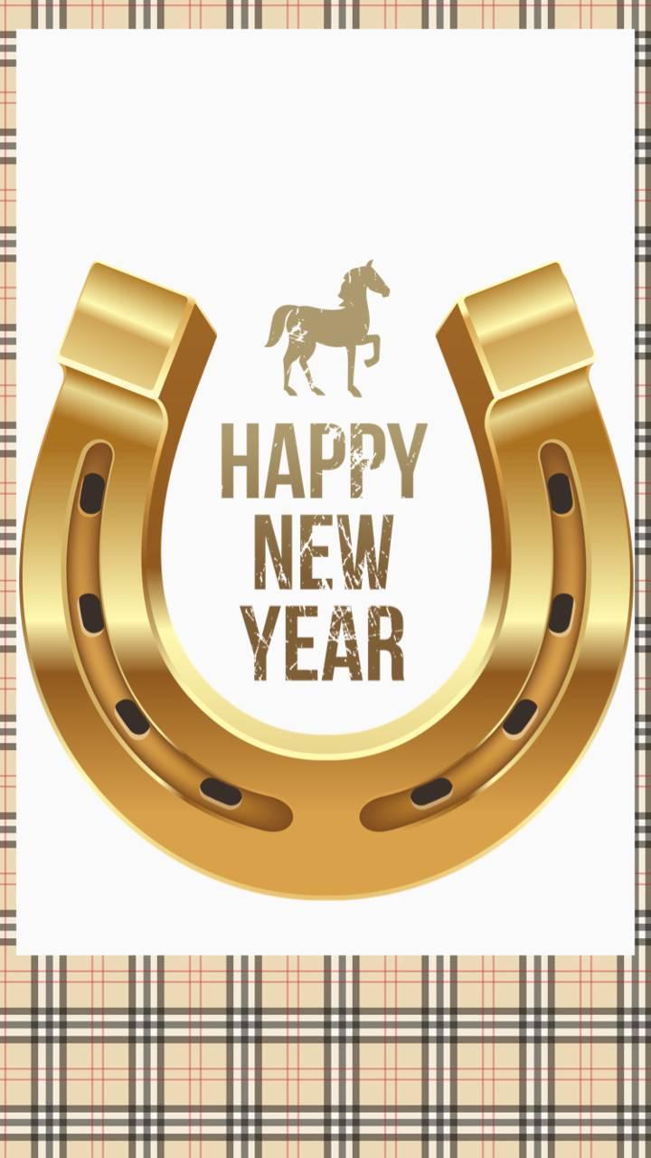 New Year Golden