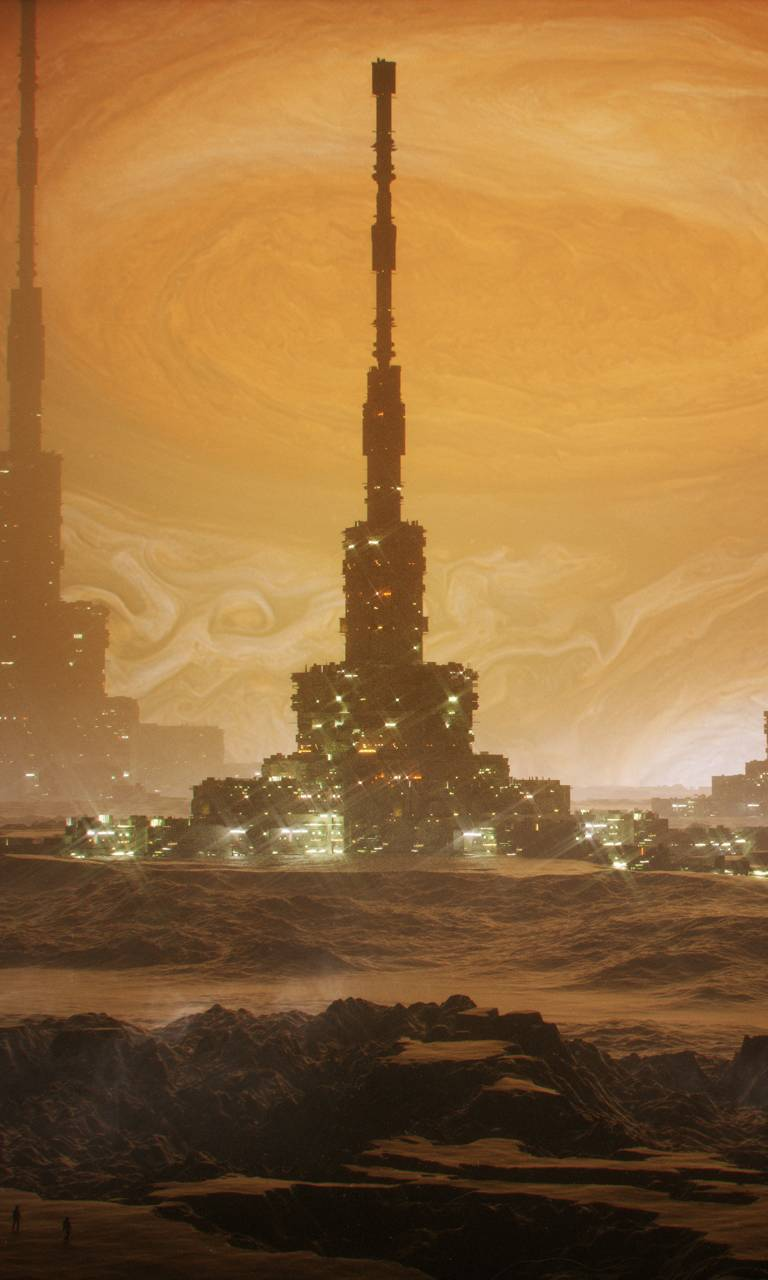 2099 city