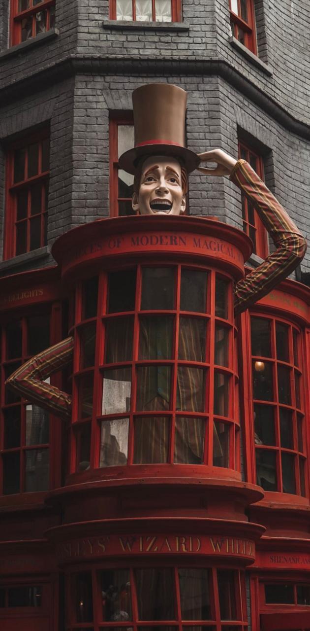 Weasleys Wheezes