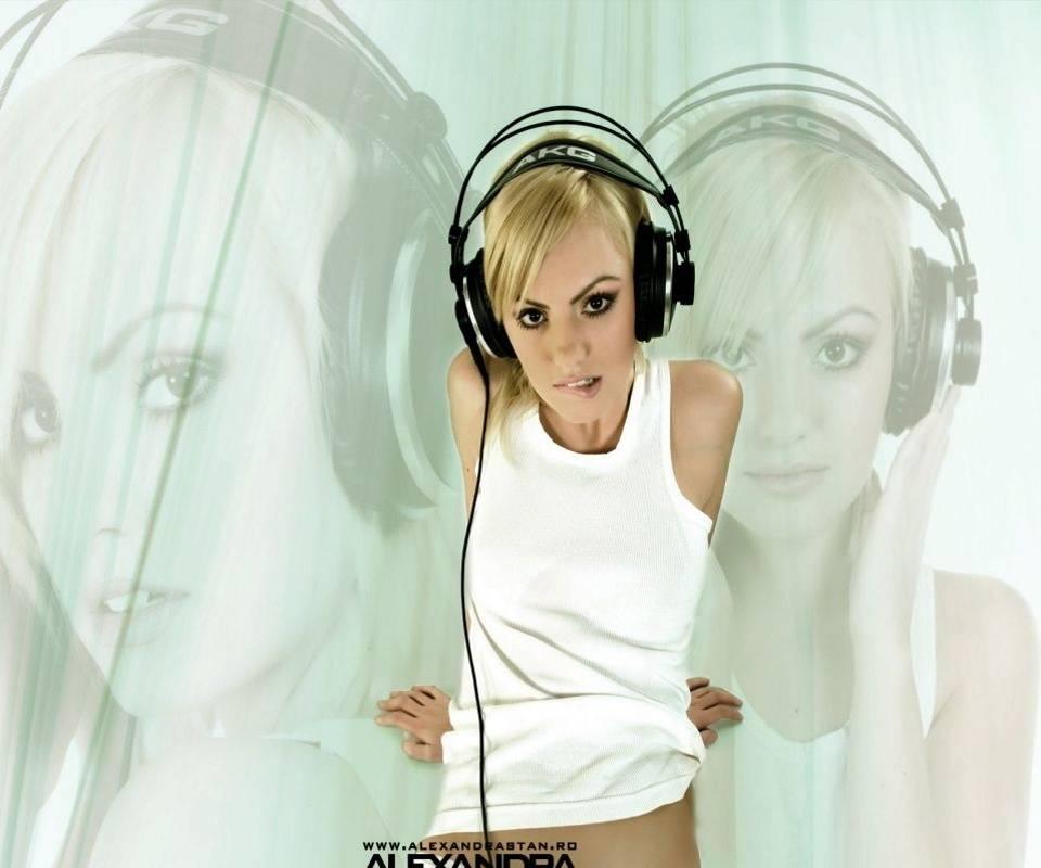 Hot Music Girl