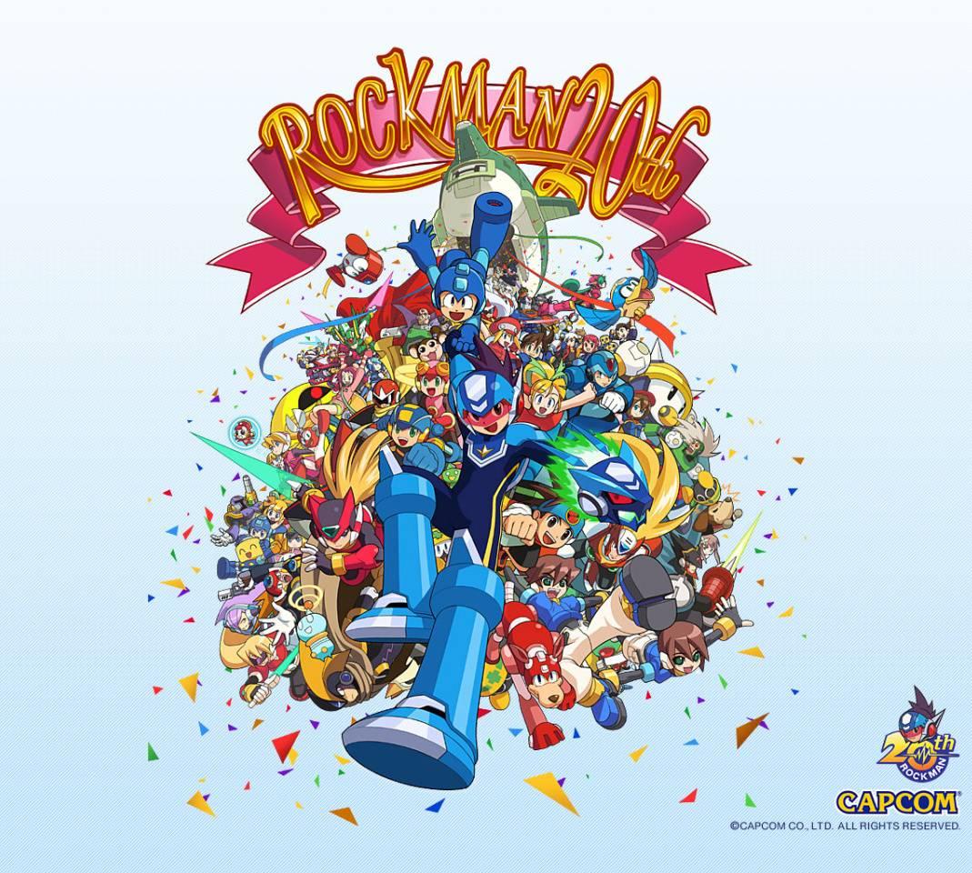 Rockman Anniversary