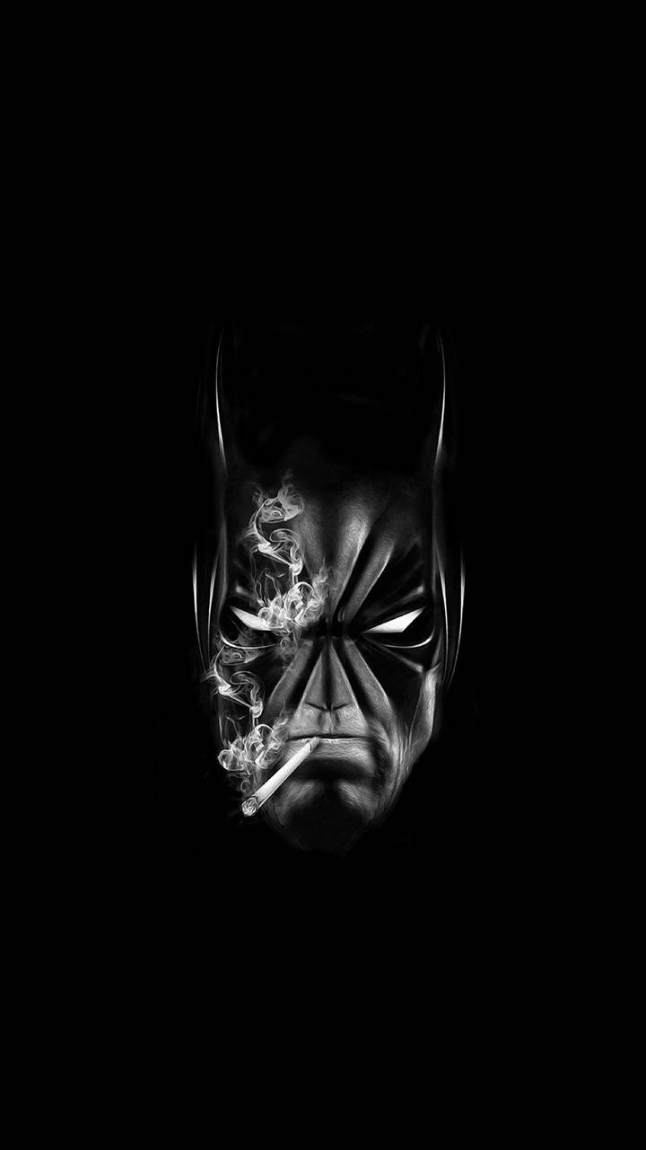 Amoled Batman Wallpaper By Prakashbhatt98 Dc Free On Zedge