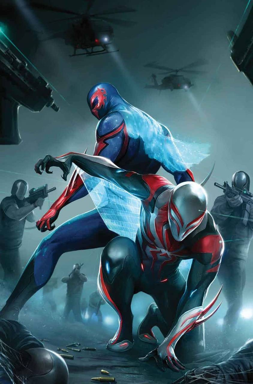 Spider Man 2099 Wallpaper By My99by 35 Free On Zedge