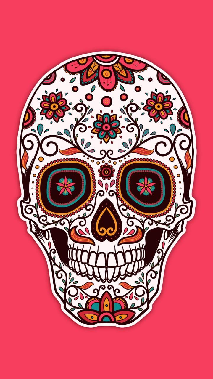 Sugar skull Wallpaper by Jclrfamilia - f1 - Free on ZEDGE™