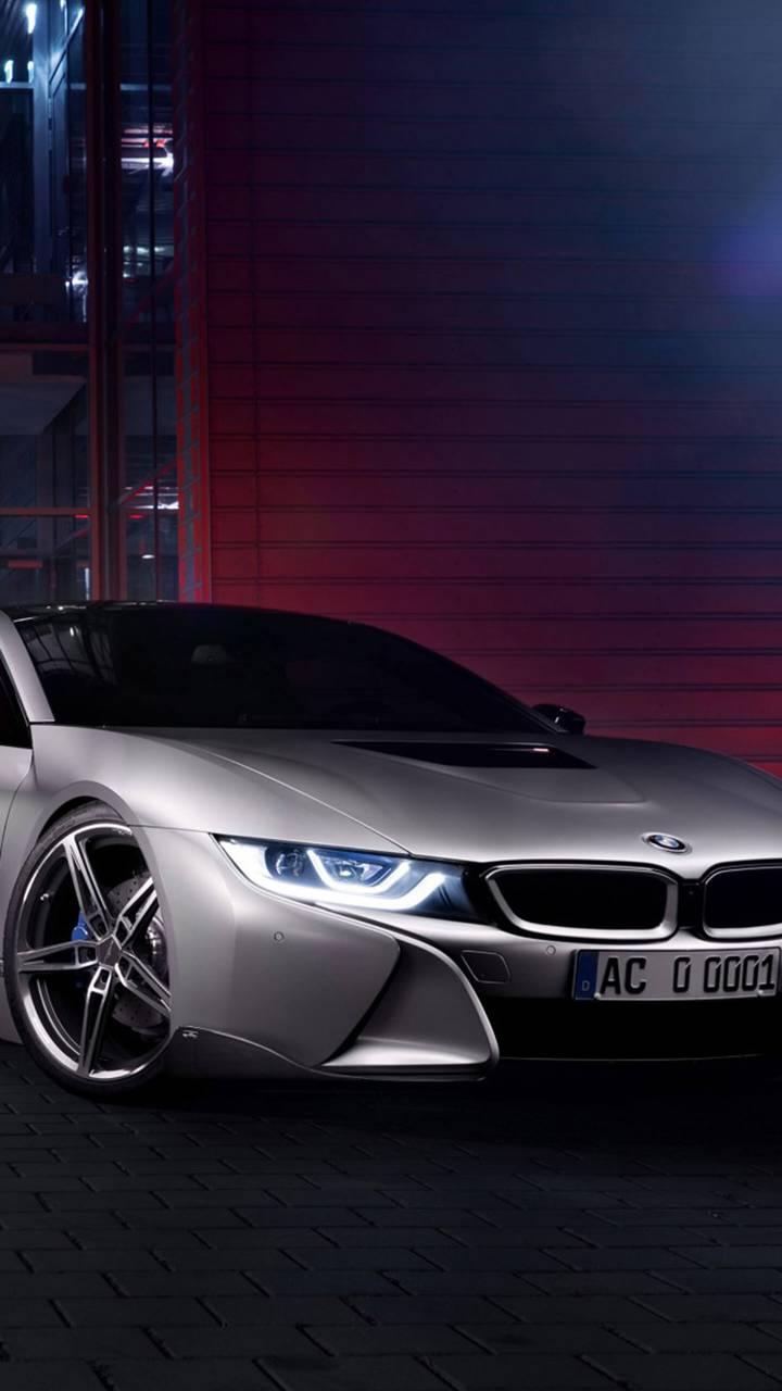 BMW i8 tuning