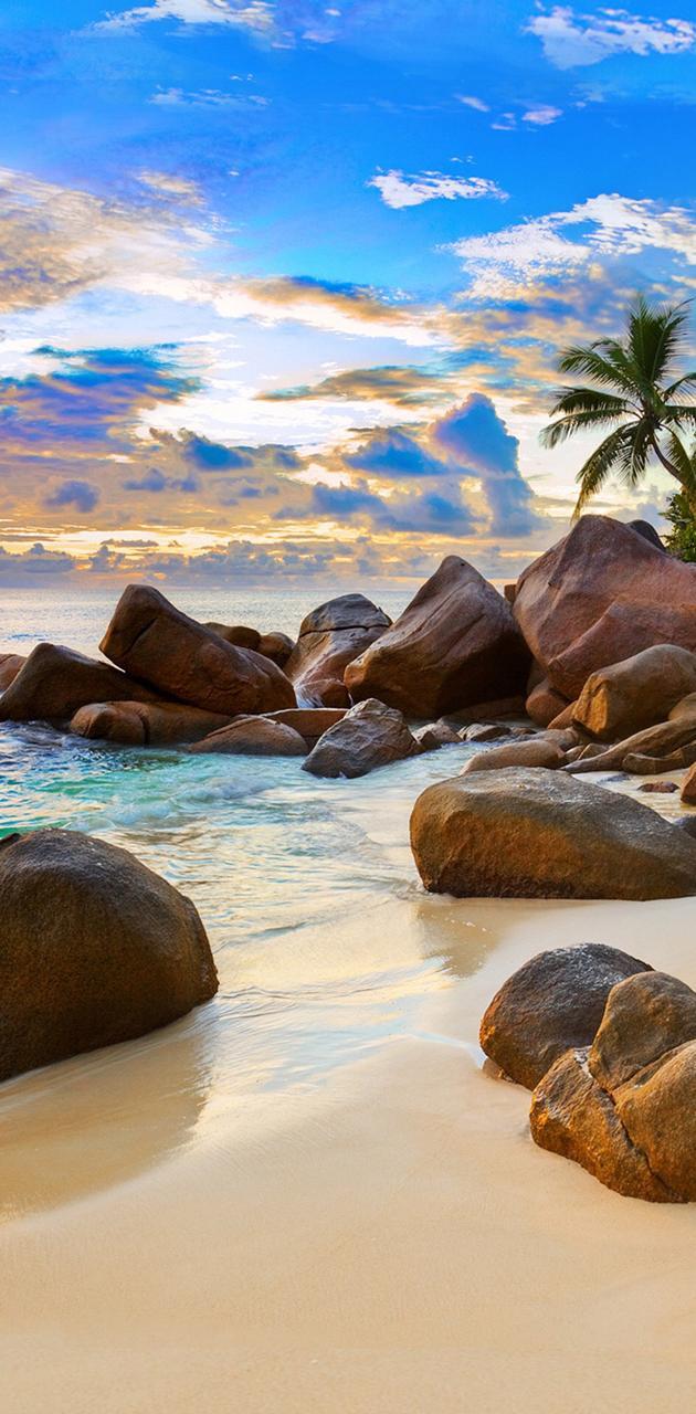 Private Beach Cove