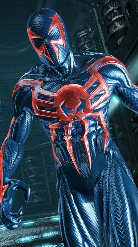 Spider Man 2099 Wallpapers