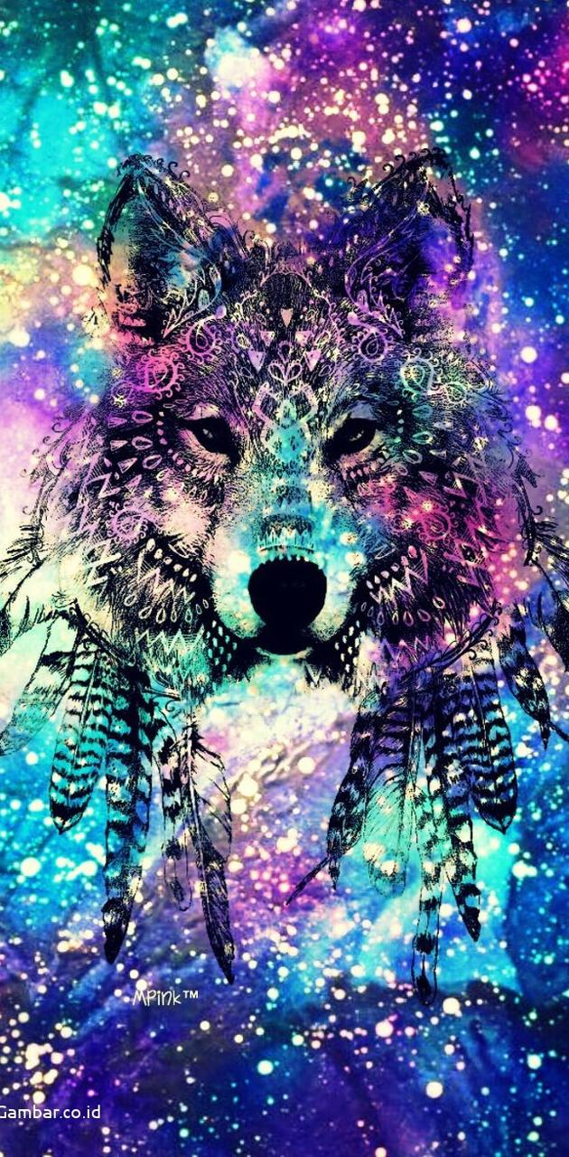 Wolf Of Colors