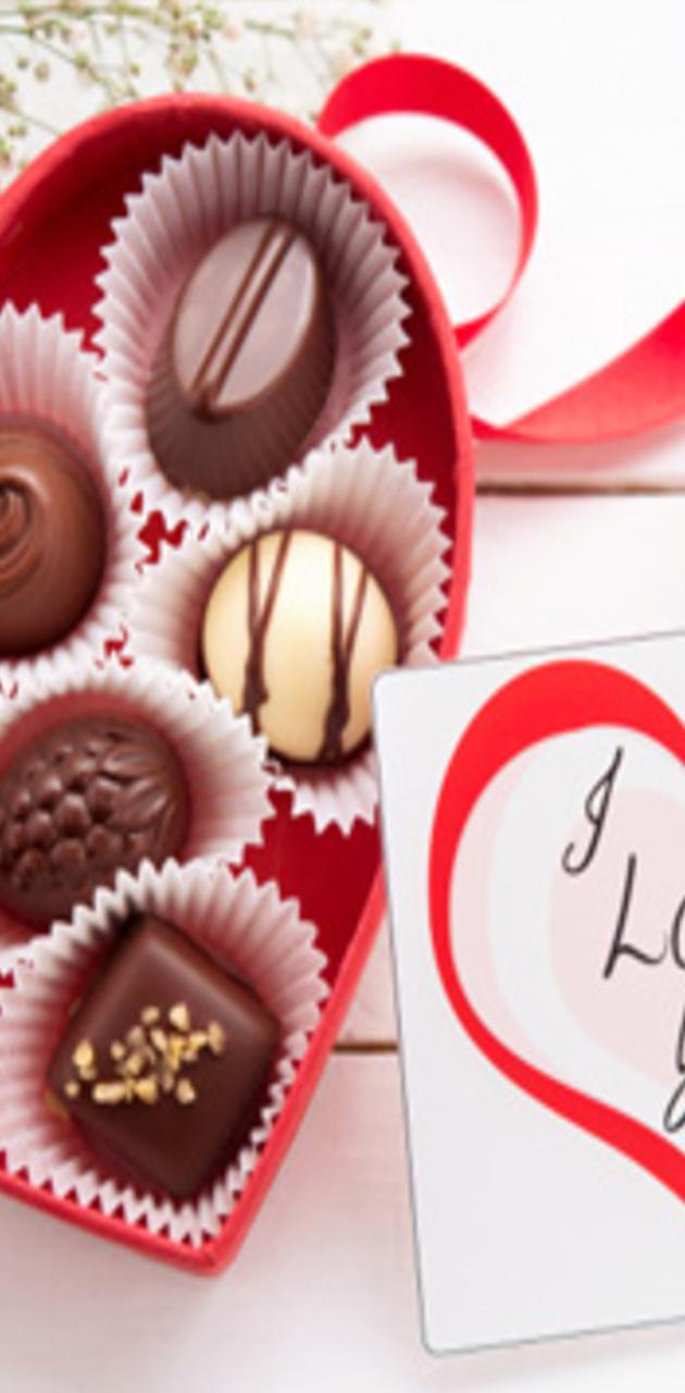 Chocolates Heart