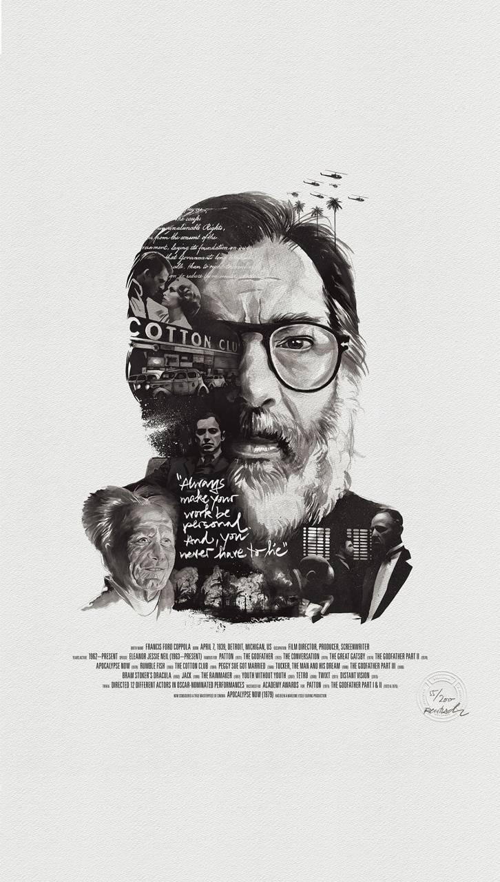 Francis F Coppola
