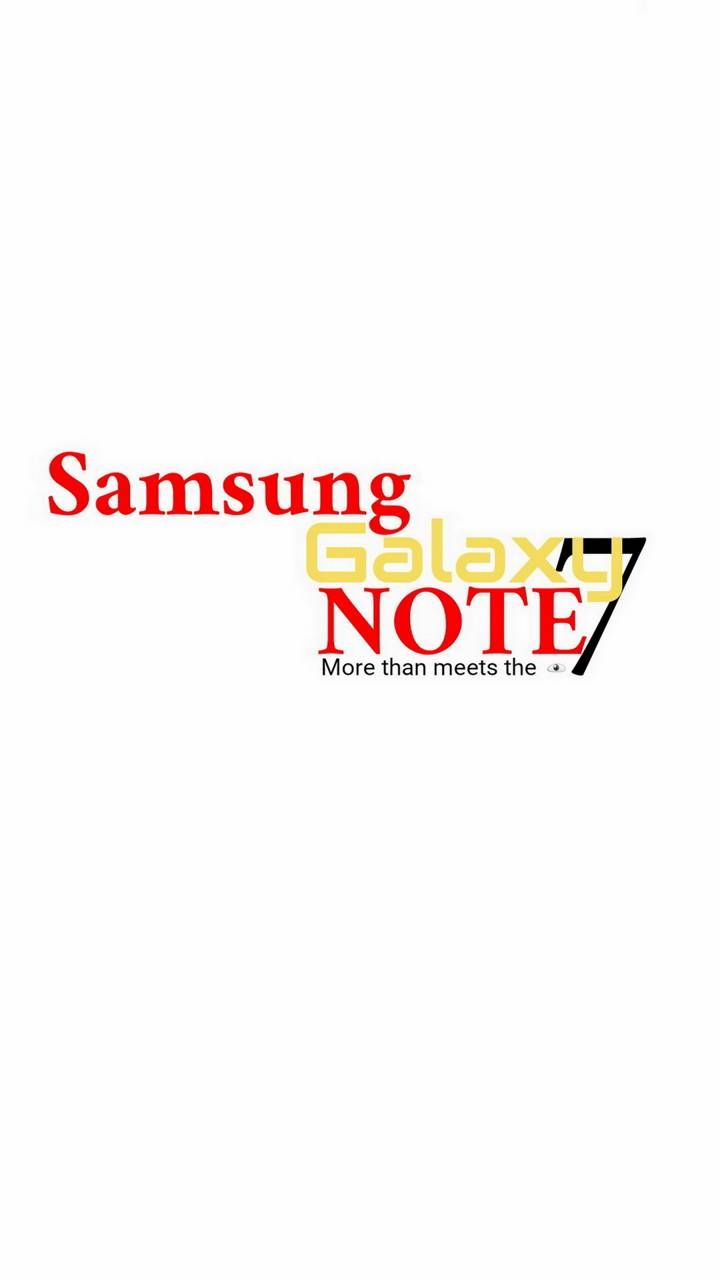 Samsung Note7 simple