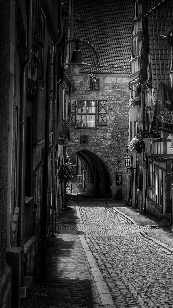 Old City Night