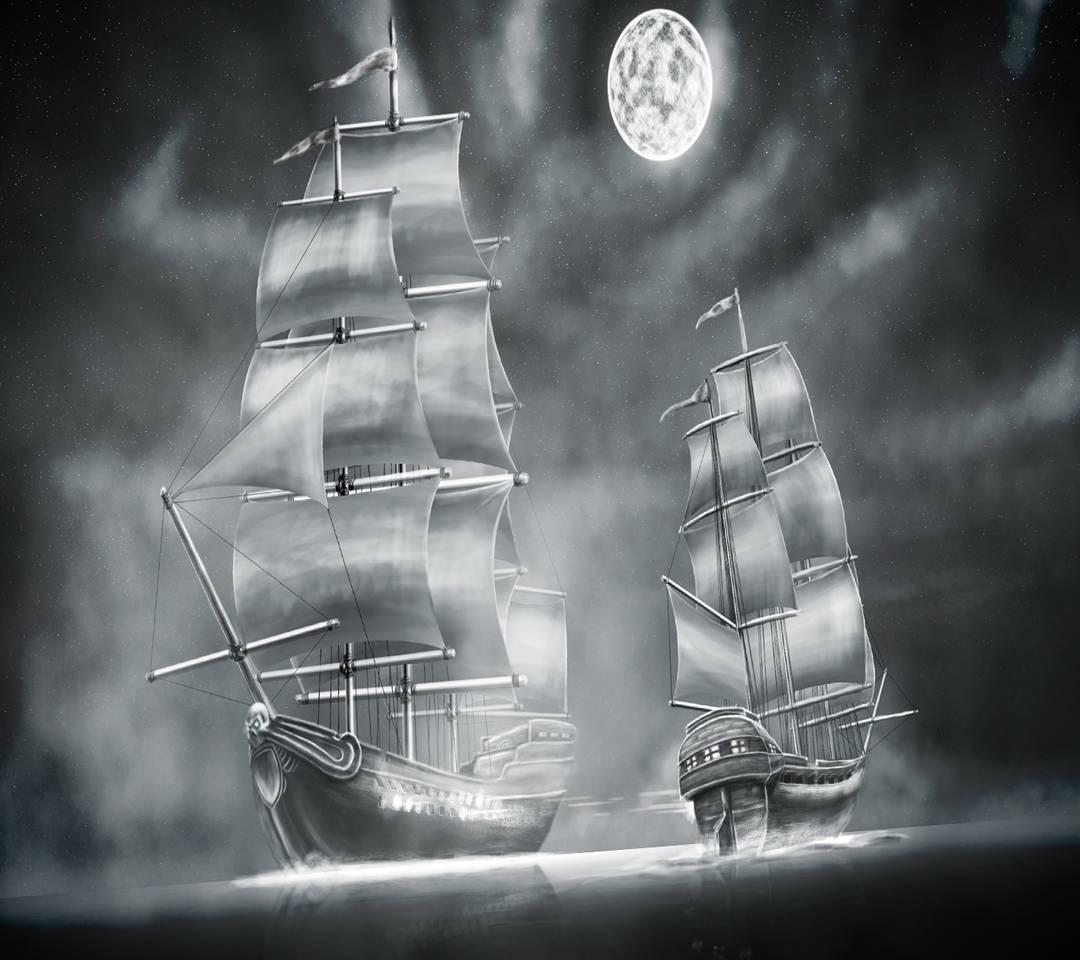 moon ship