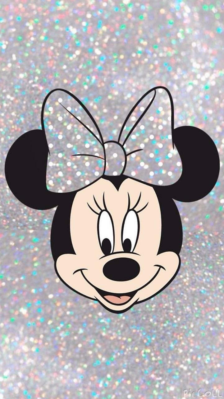 Glitter Minnie