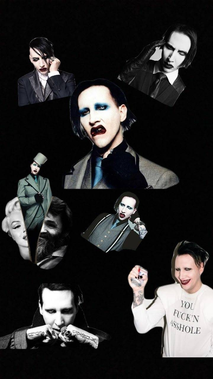 Marilyn Manson Wallpaper By Thorki2246 2a Free On Zedge