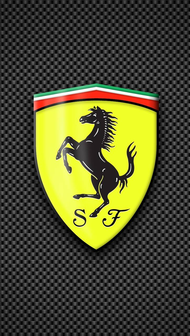 Ferrari Logo Wallpaper By Xavierf1