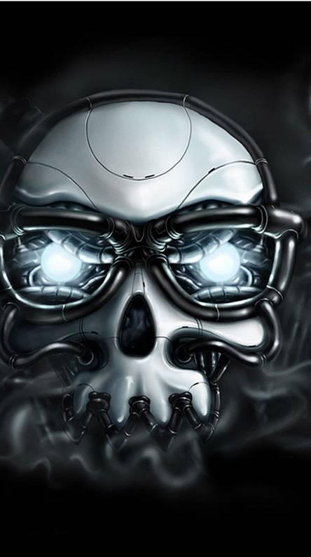 Skull Glasses