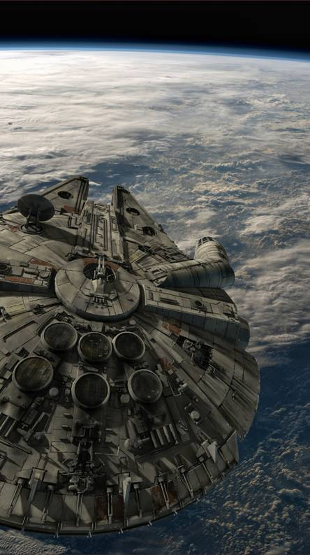 Millennium Falcon Wallpapers Free By Zedge