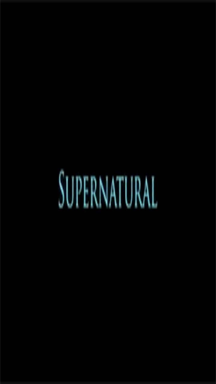 Supernatural Season1