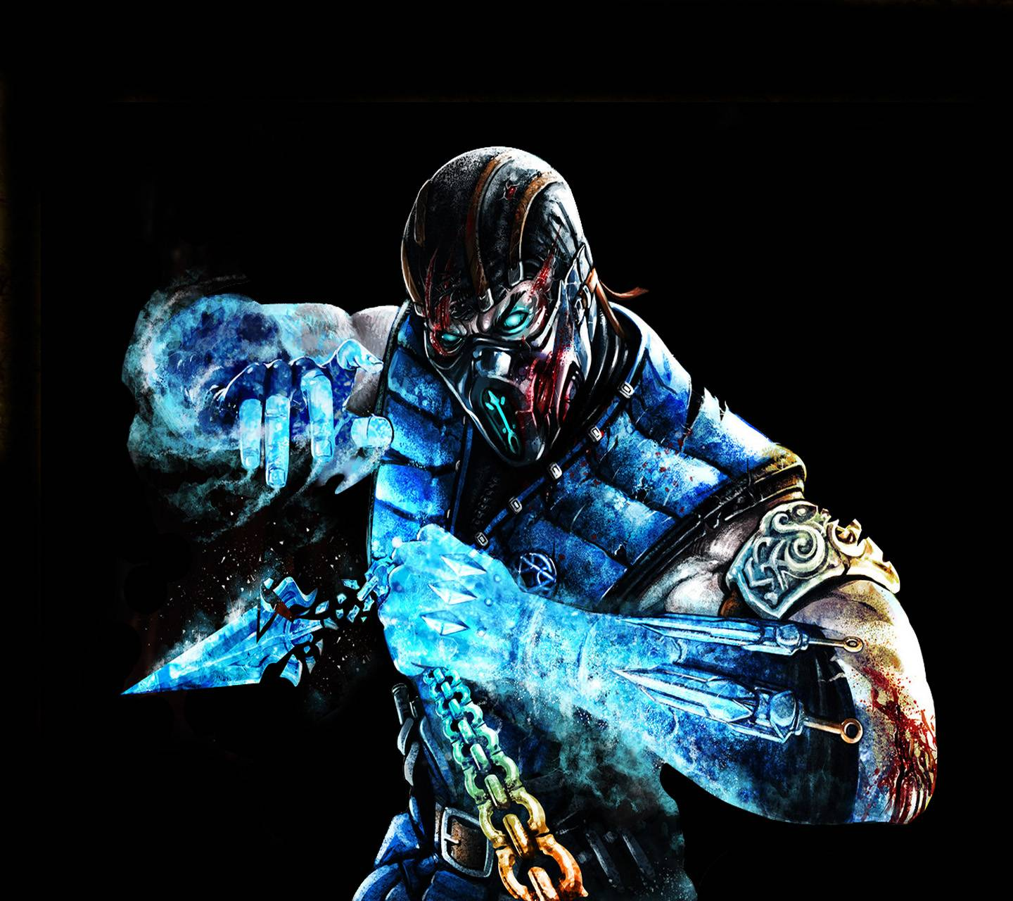 Sub Zero Wallpaper By Canisarcan