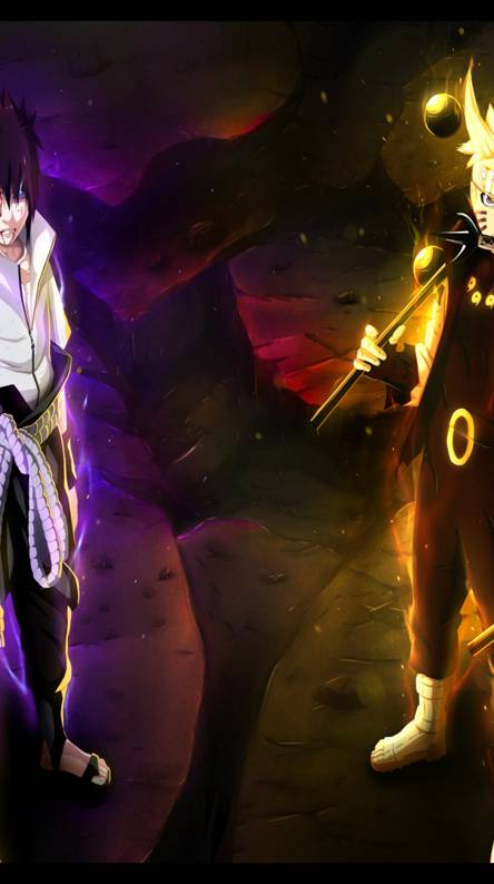 Naruto Sasuke Rinnegan Wallpapers Free By Zedge