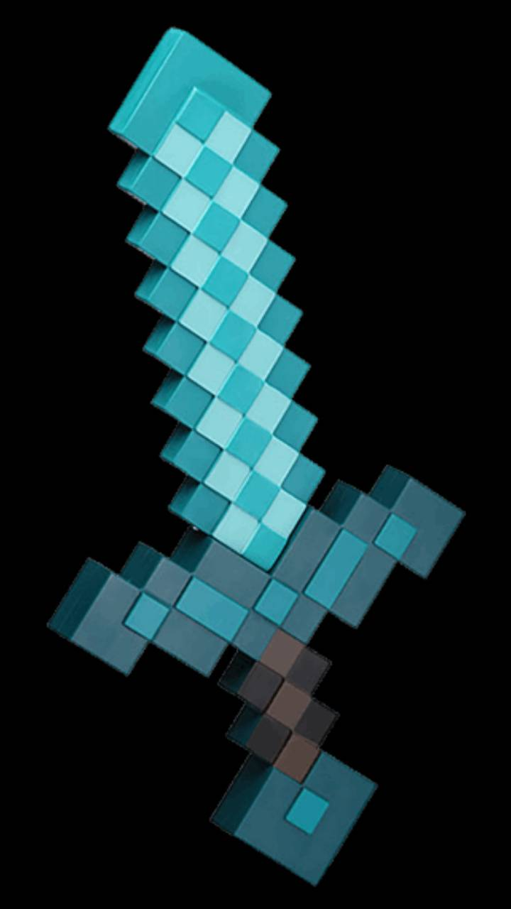 Minecraft Sword Wallpaper By Priisma 4d Free On Zedge