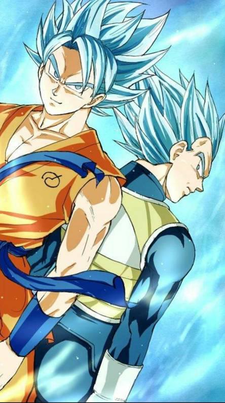 Goku And Vegeta Wallpapers Free By Zedge