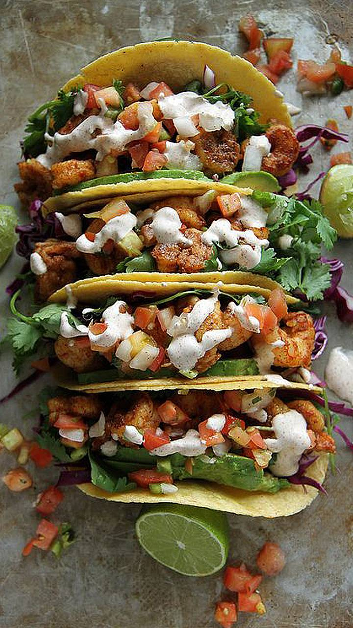 Tacos style