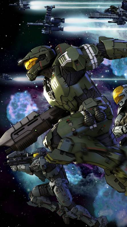 Halo Phone Wallpapers Classycloud Co