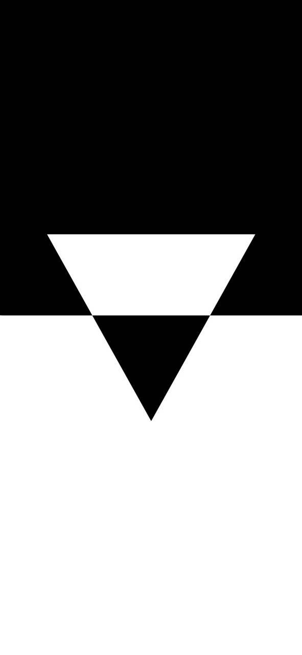 Minimalist Triangle