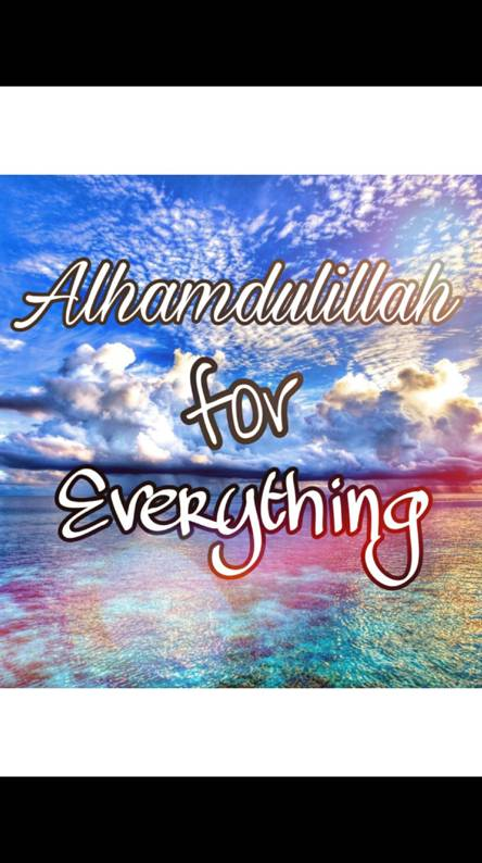Alhamdulillah Wallpapers - Free by ZEDGE™