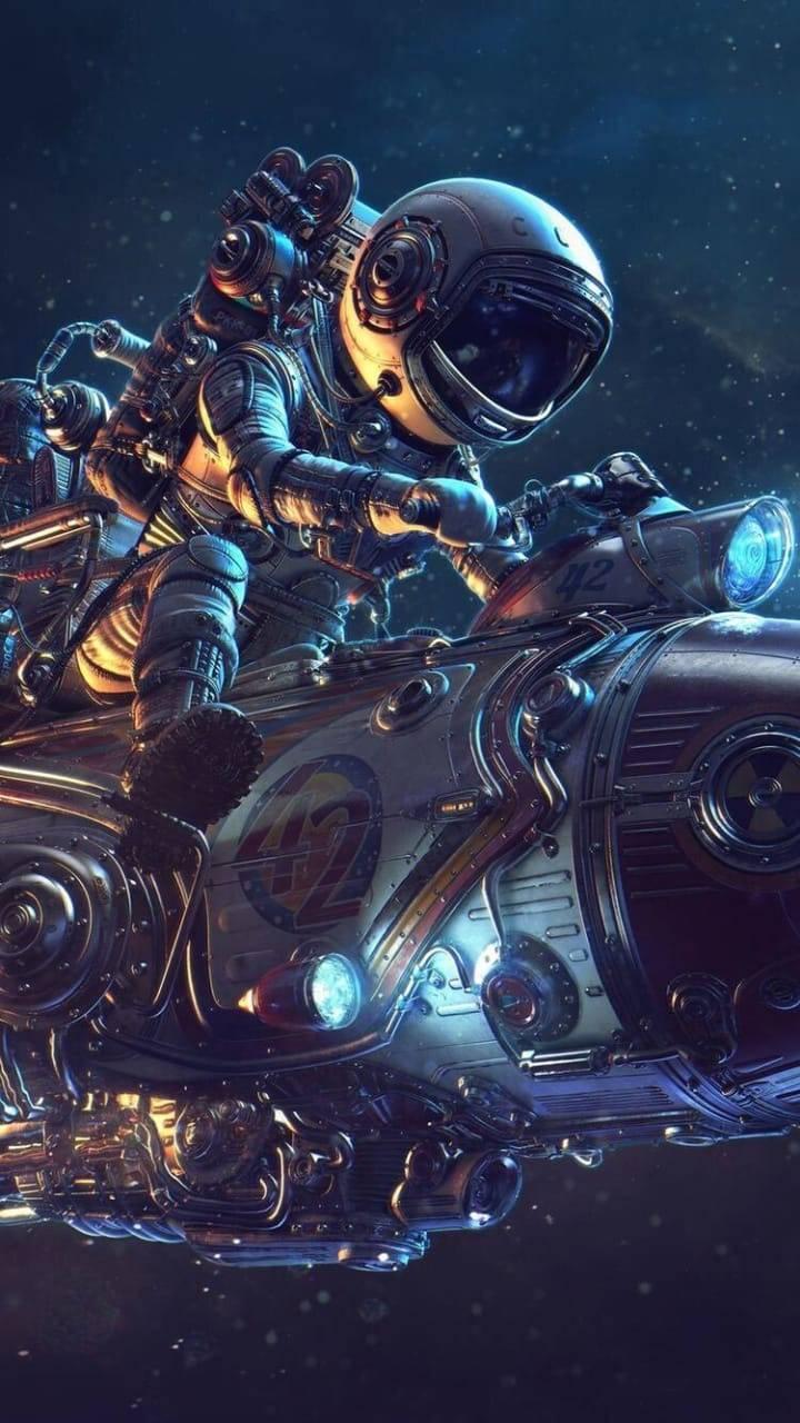 Uzay motoru 127