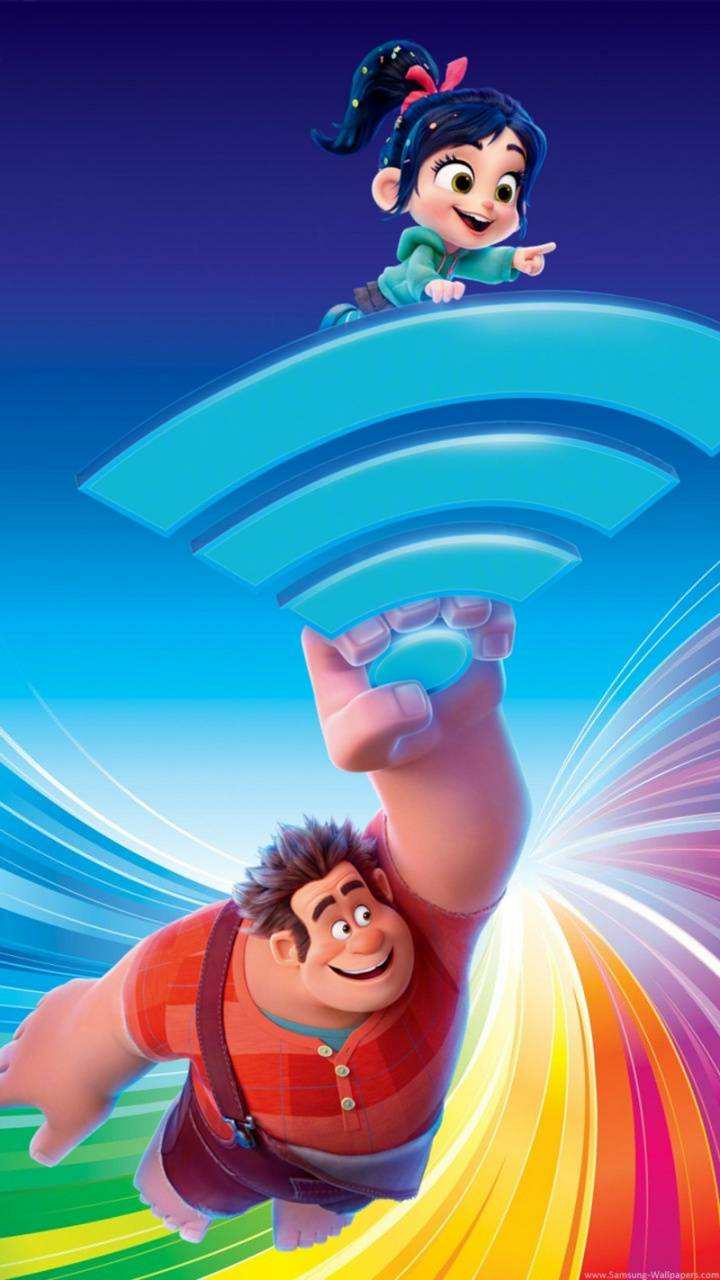 Wreck It Ralph Wallpaper By Chucho76 Be Free On Zedge
