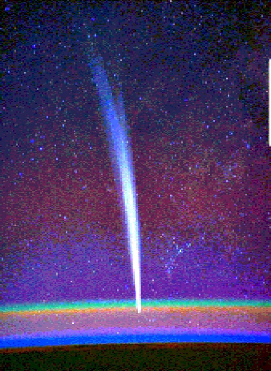 8bit comet