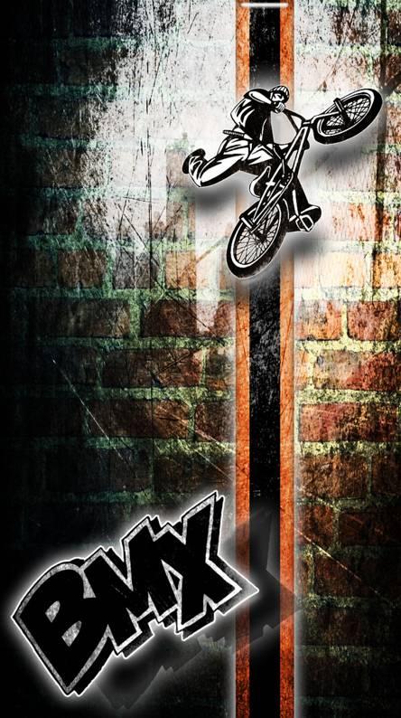 BMX Wall