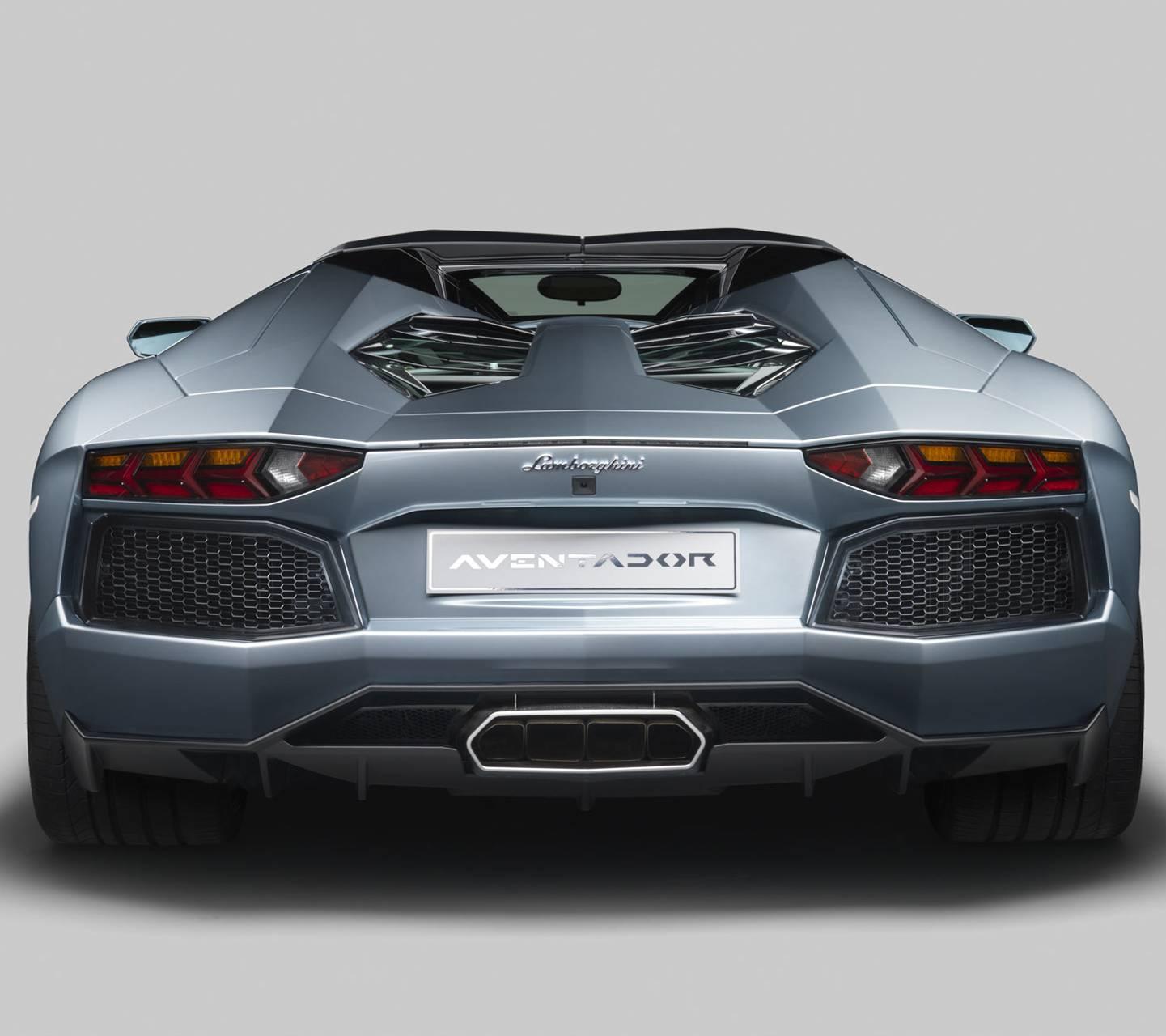 Lambo Aventador 2014