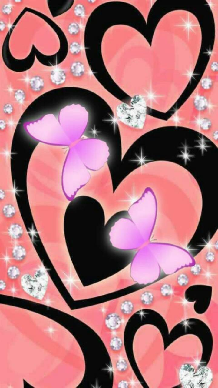 hearts and diamonds wallpaper by kaeira f1 free on zedge
