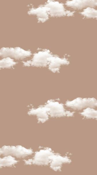 Aesthetic sky clouds