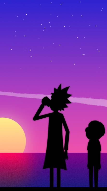 Rick And Morty Wallpapers Free By Zedge
