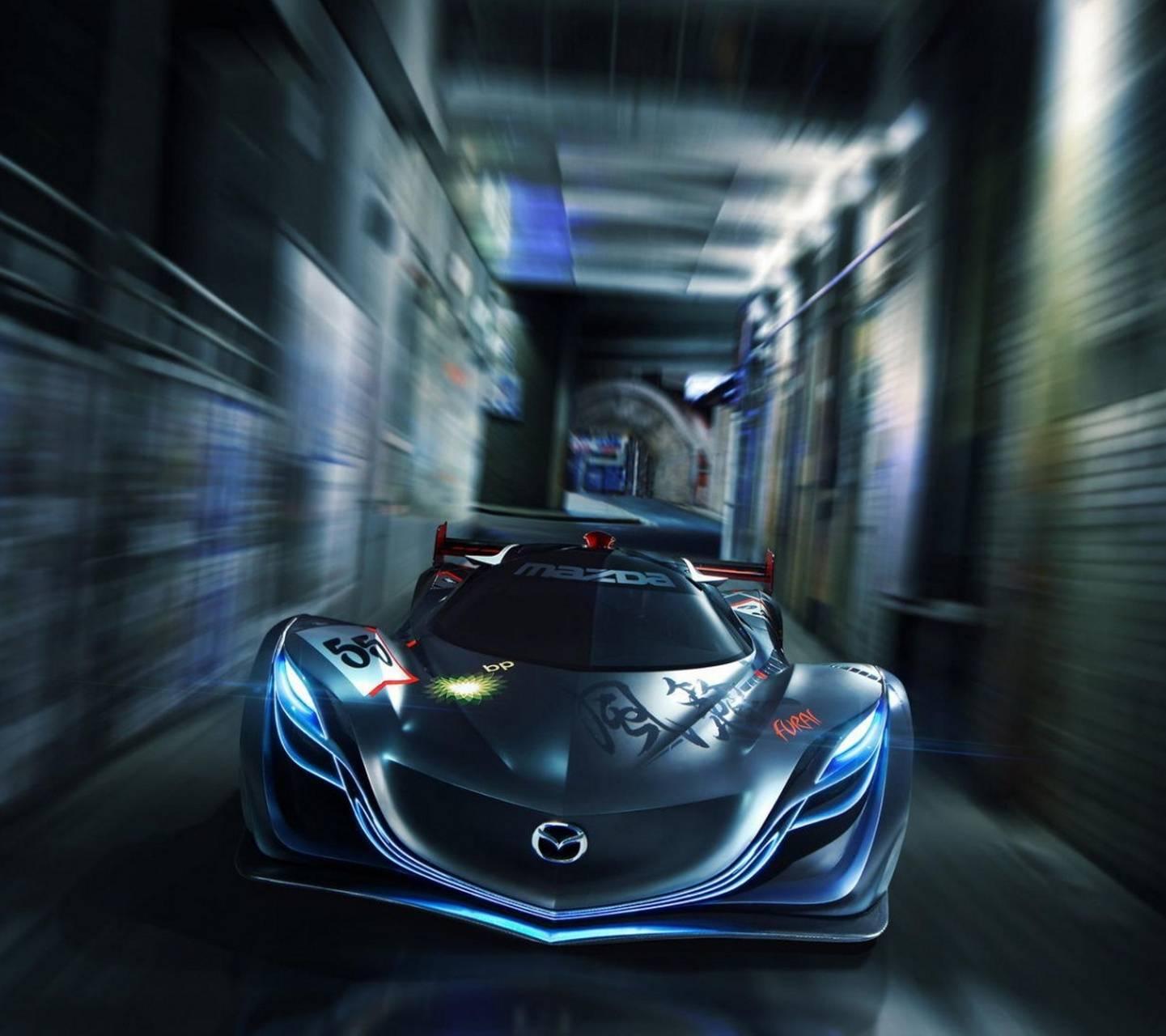 Mazda Furai Wallpaper By Xhani_rm