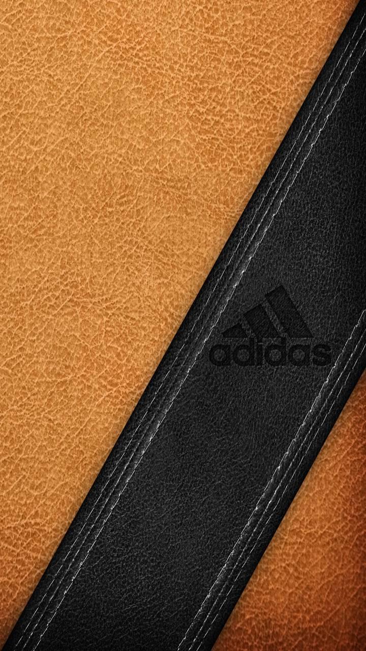 Leather Adidas