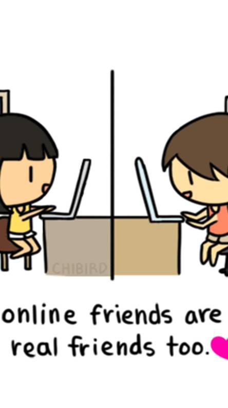 Online Friends