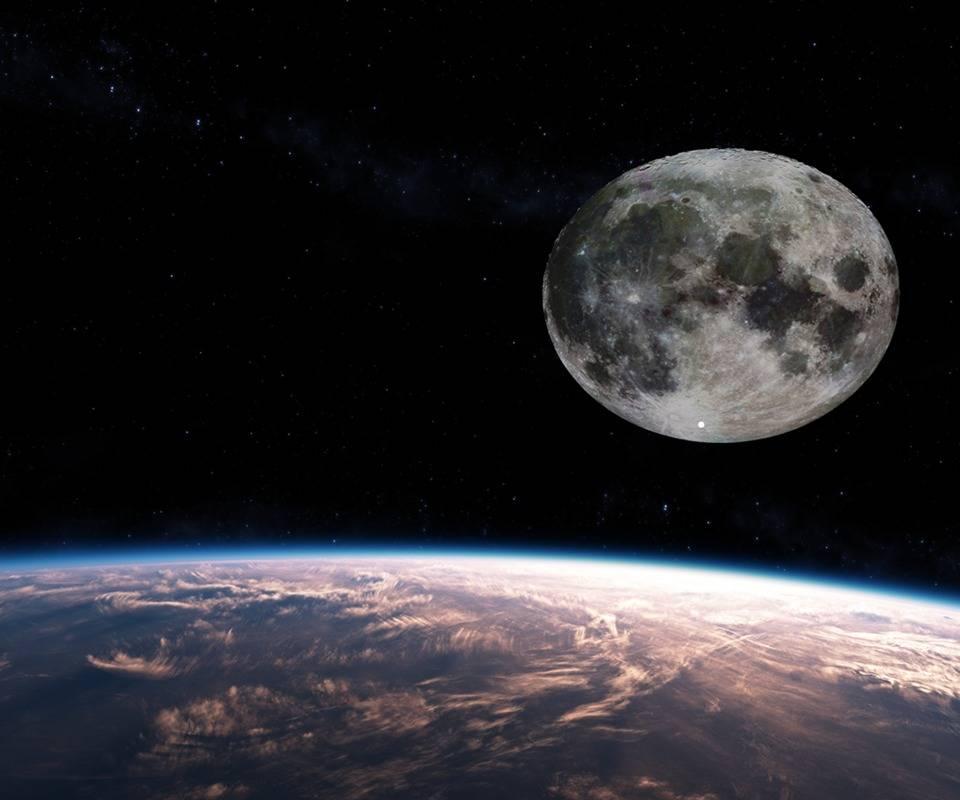 Moon View Hd