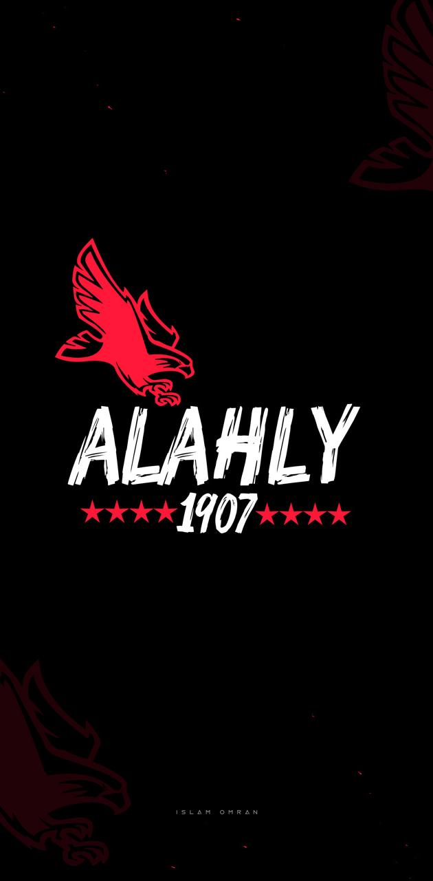 Alahly wallpapers 4k