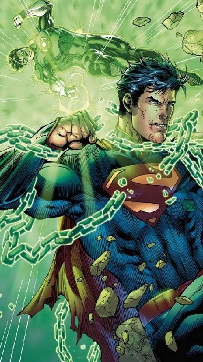 Superman Greenlanter