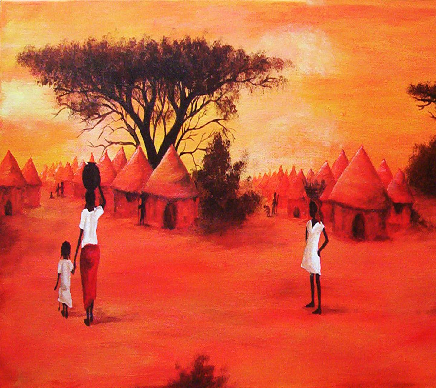 Village From Africa