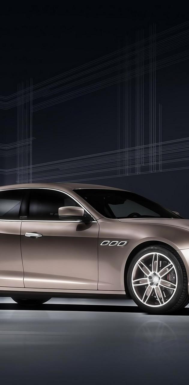Maserati Zegna